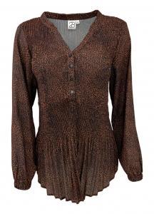 Carol - leo blouse