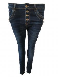 Jeans 5ficks lätt baggy
