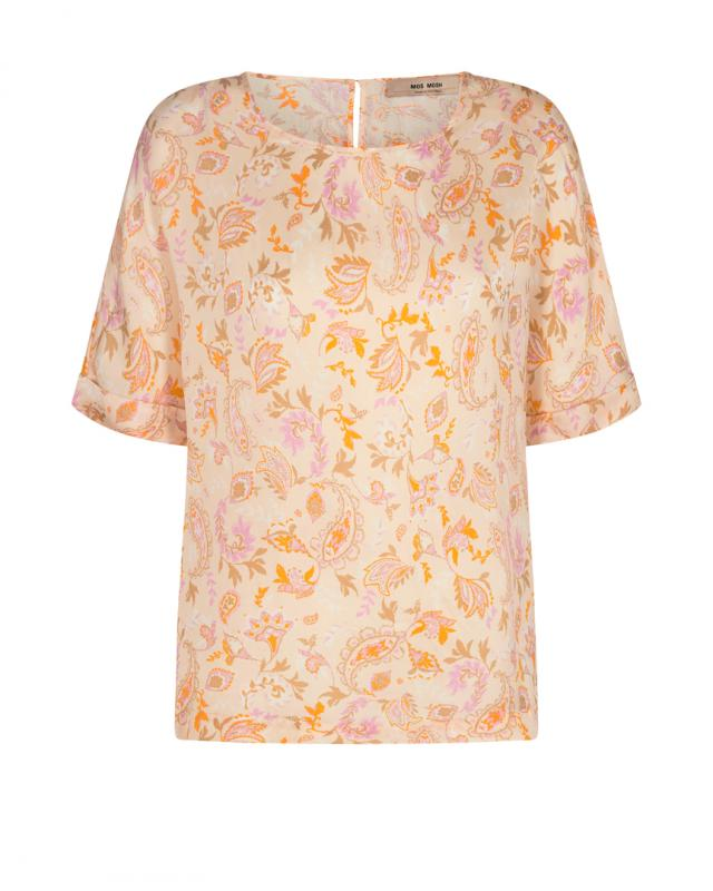 Palma Chintz Blouse