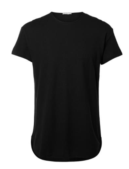 SLHRELAXPINE SS O-NECK TEE G EX