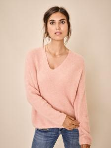 Thora V-neck Knit