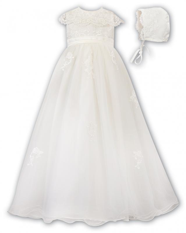 Dopklänning Elisabeth