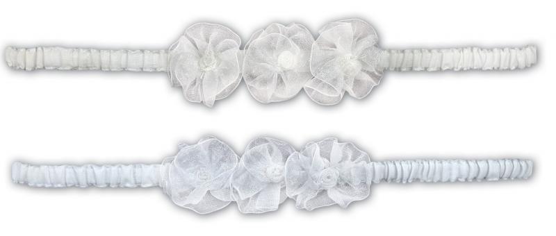 Hårband Blomma