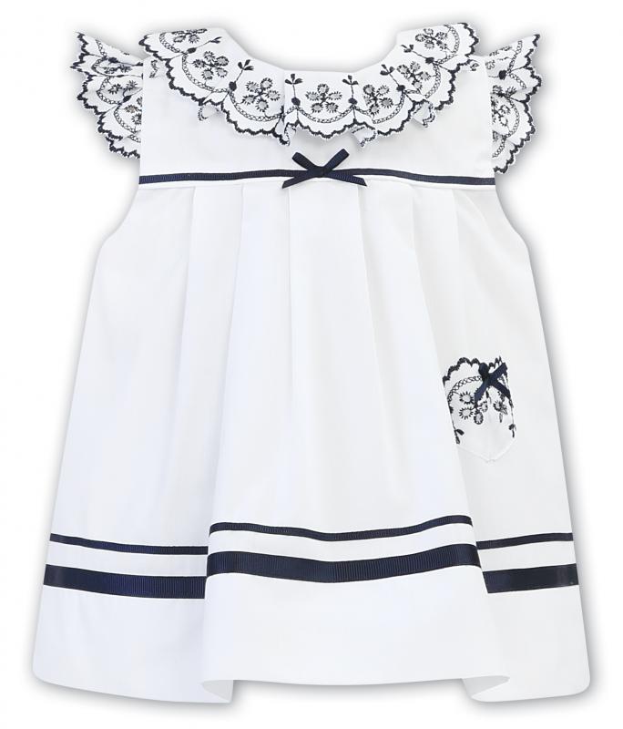Sjömansklänning Ronja - navy