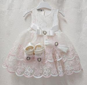Babyklänning Butterfly