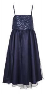 Festklänning Lisa - mörkblå