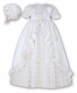 Dopklänning Margareta