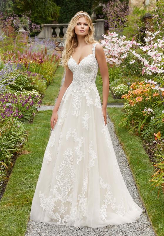 Bröllopsklänning Paoletta