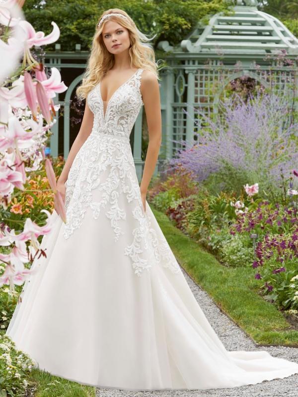 Brudklänning Parthenia
