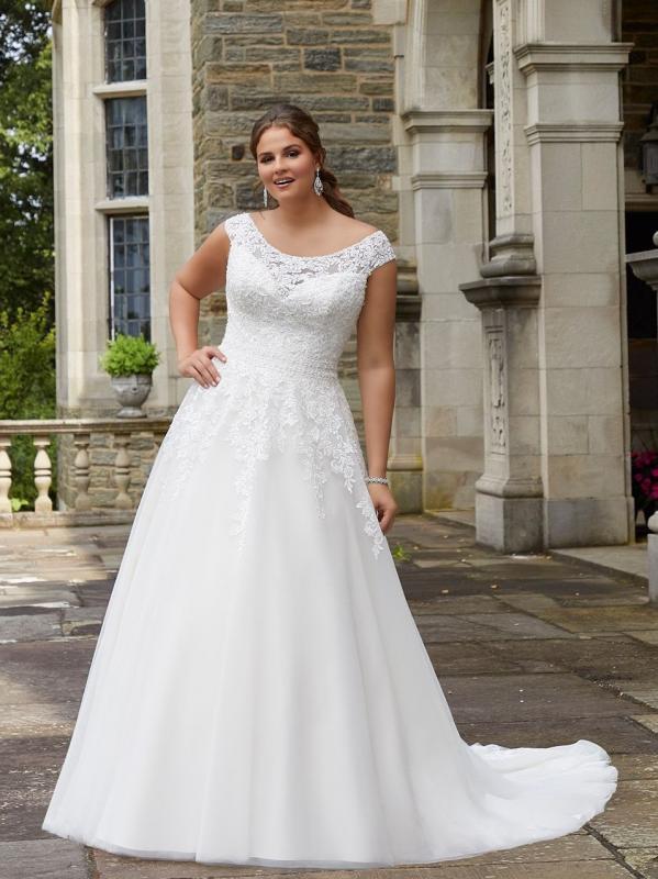 Brudklänning Susan - Mori Lee
