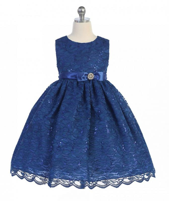 Festklänning Katarina - royalblue