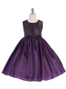 Festklänning Hedvig - lila