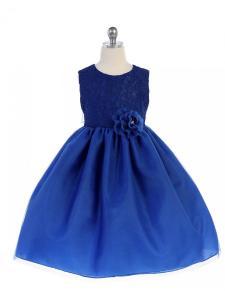Festklänning Tanja - blå