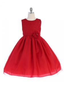 Festklänning Tanja - rött