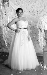 Brudklänning Viveca
