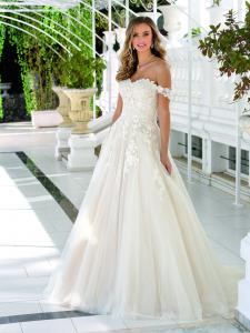 Bröllopsklänning 420045