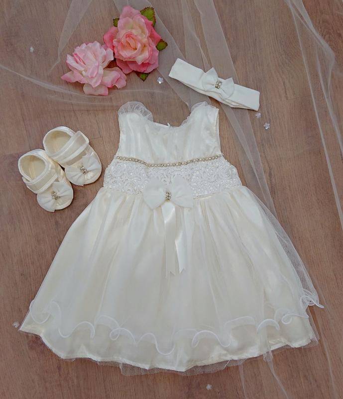 Babyklänning Moisha