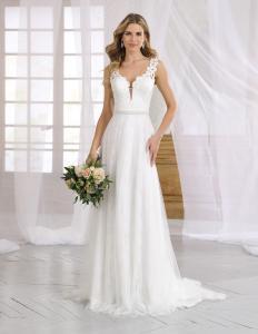 Bröllopsklänning 521002
