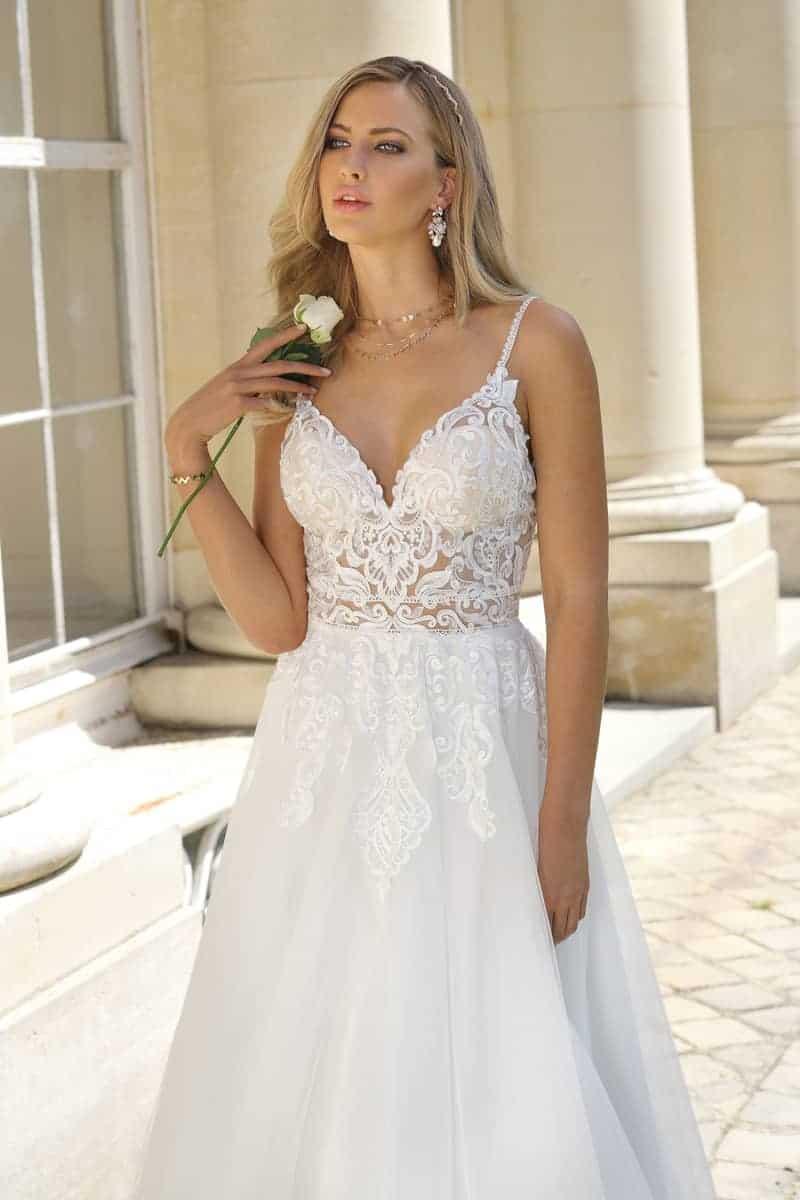 Bröllopsklänning 521094