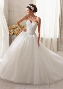 Brudklänning Princess