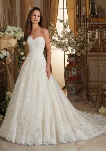 Brudklänning 5473