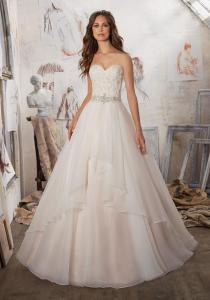 Bröllopsklänning Marvella - Mori Lee