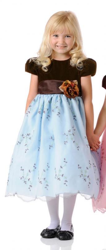 Festklänning / Näbbklänning Rakel