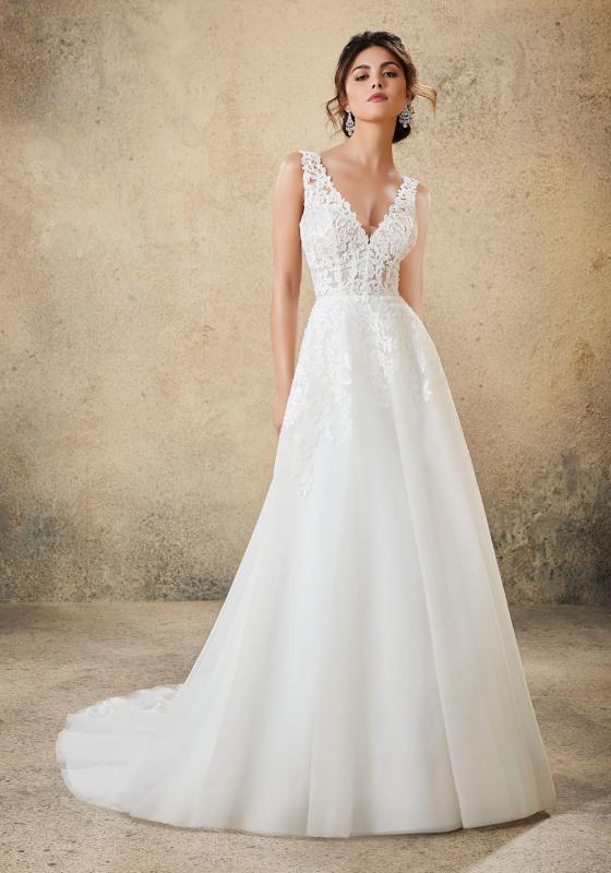 Brudklänning Rosemarie