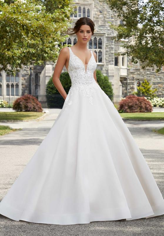 Brudklänning Sabrina