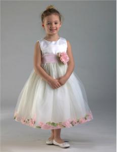 Näbbklänning Dalia - rosa