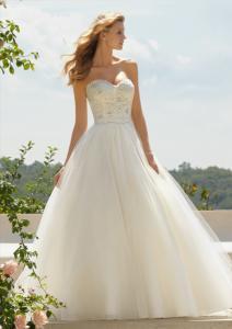 Brudklänning Caisa