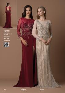 Festklänning D7046
