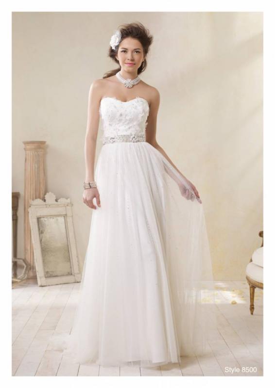 Brudklänning Vintage