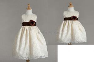 Festklänning Vera - gräddvit