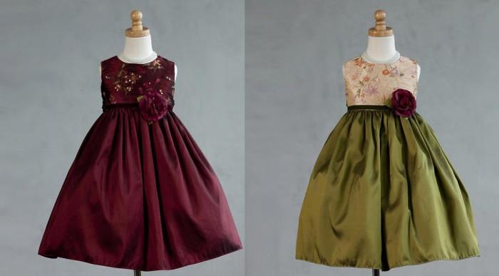 Festklänning / näbbklänning Petrina