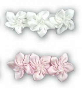 Hårspänne 3 blommor