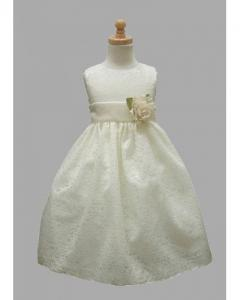 Festklänning Elina - gräddvit