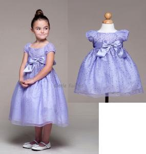 Prinsessklänning Katja - lila