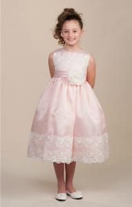 Festklänning Deborah - rosa