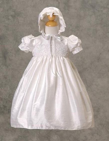 Dopklänning Albertina