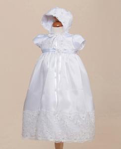 Dopklänning och dophätta Deborah