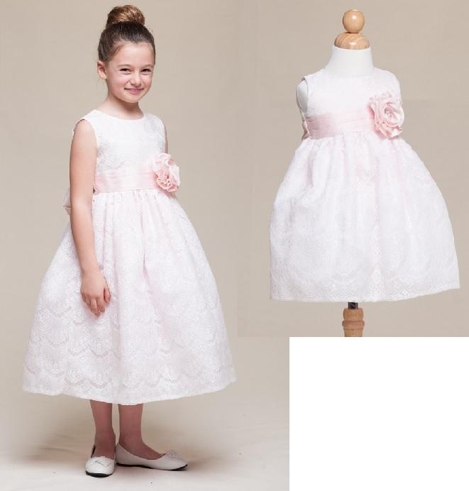 Festklänning Noor - rosa