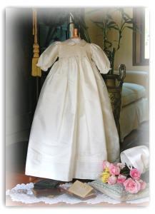 Dopklänning Agatha