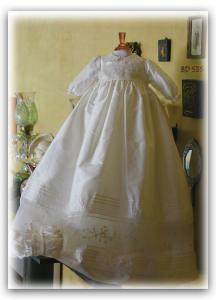 Dopklänning Magdalena