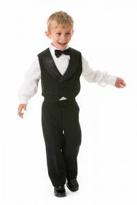 Västset Tuxedo