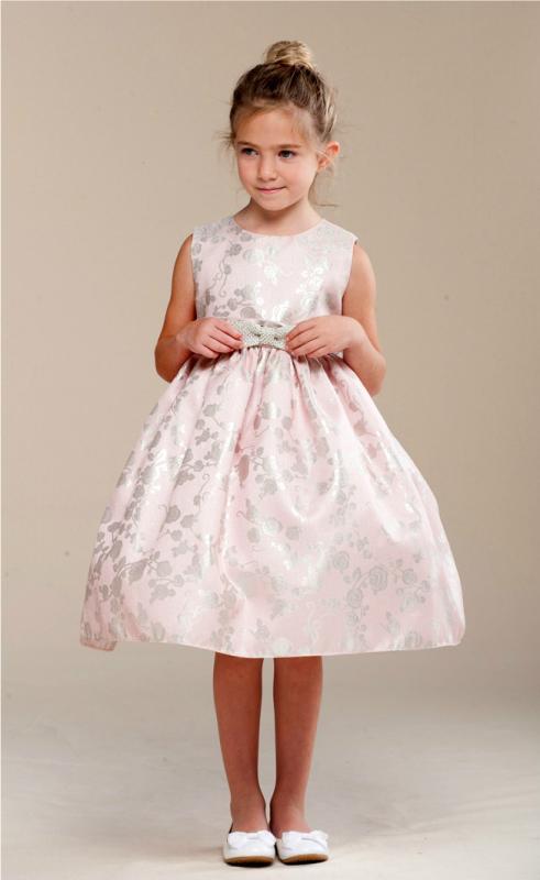 Festklänning Jasmine - rosa
