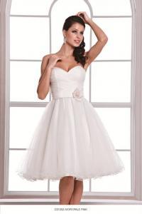 Brudklänning Alicia - kort