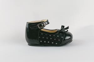Ballerinaskor Diamant - svart
