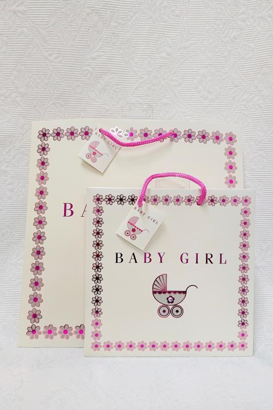 Presentpåse Baby Girl