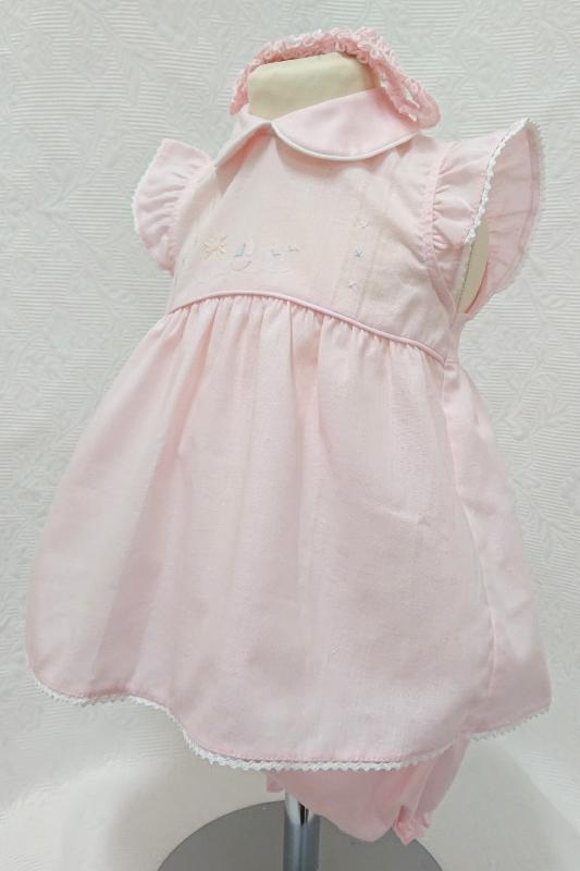 Babyklänning Stina
